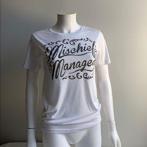 Mischief Managed Harry Potter Shirt
